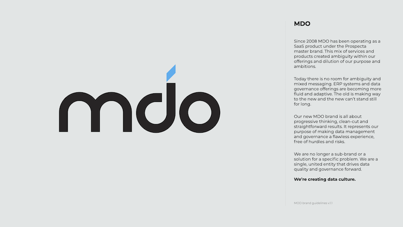 MDO brand guide-book